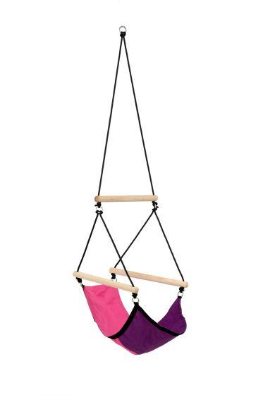 Hanging Chair Kids Swinger Pink
