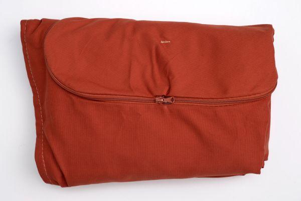 Pillowcase Globo Royal Terracotta
