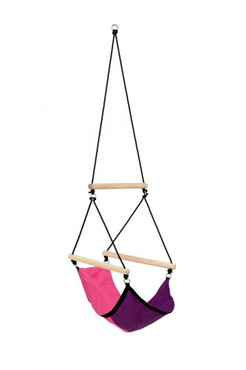 Hanging Chair Kids Swinger Pink
