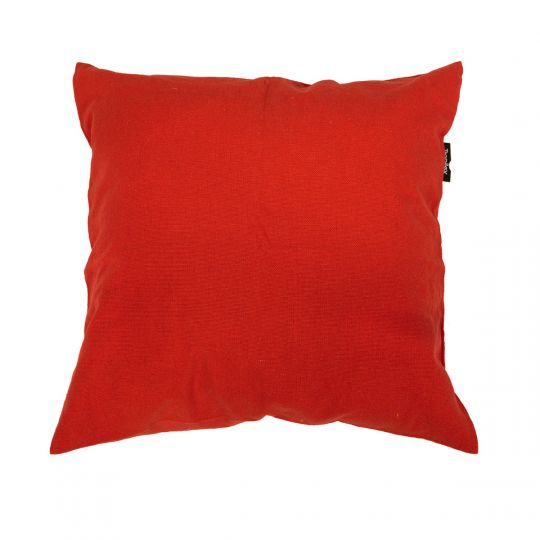 Cushion Plain Red
