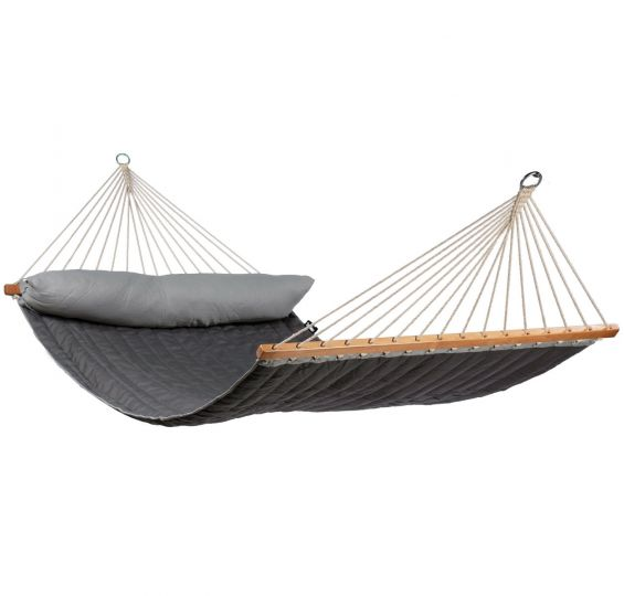 Hammock 2 Persons American Grey