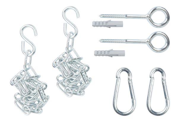 Hammock Mounting Complete Metal