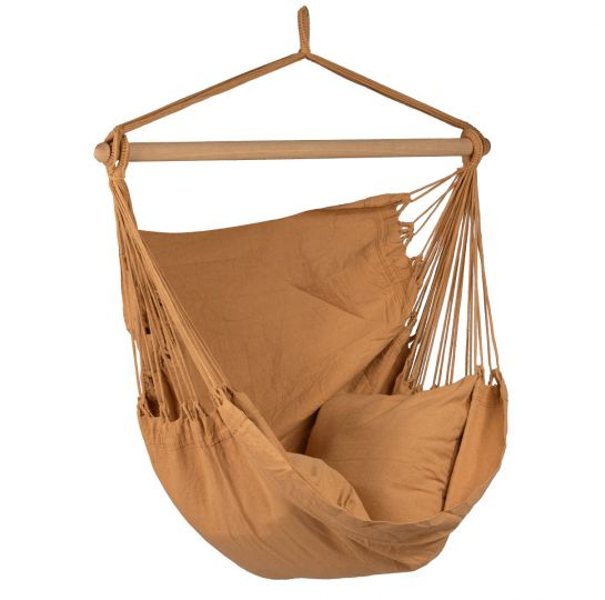 Hanging Chair 1 Person Organic Mocca