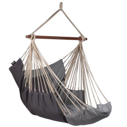 Hanging Chair 1 Person Sereno Grey