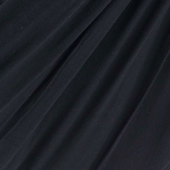 Travel blanket Classic Black