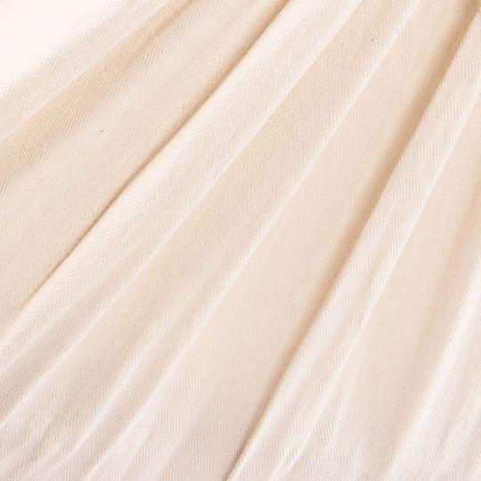 Travel blanket Classic White