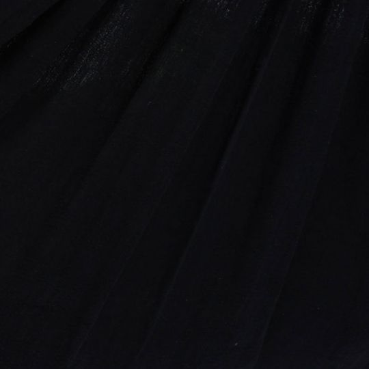 Travel blanket Luxe Black