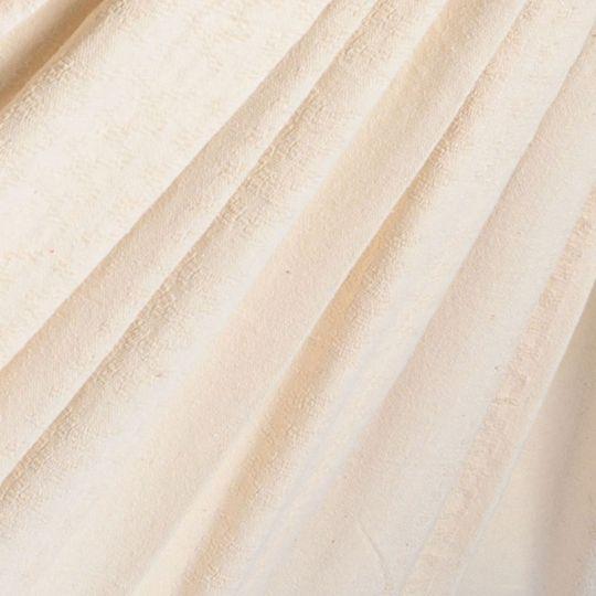 Travel blanket Luxe White