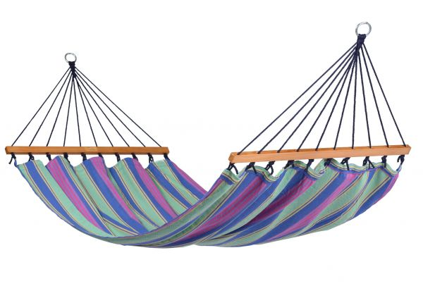 Hammock 1 Person Haïti Blueberry