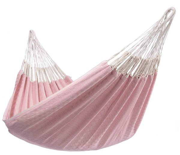 Hammock 1 Person Natural Pink