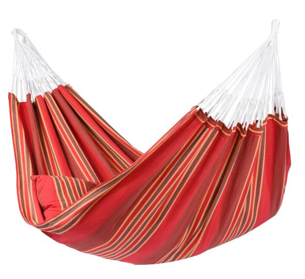 Hammock Family Stripes Terracotta