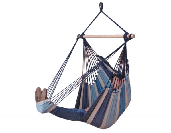 Hanging Chair 1 Person Tropical Sea Lounge