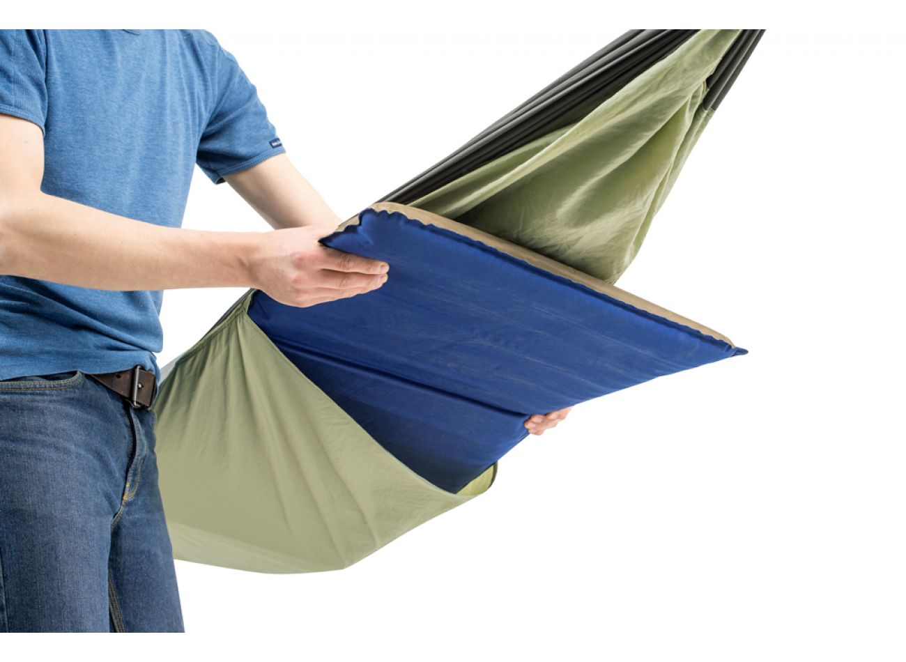 Hammock Travel 1 Person Silk Traveller Thermo