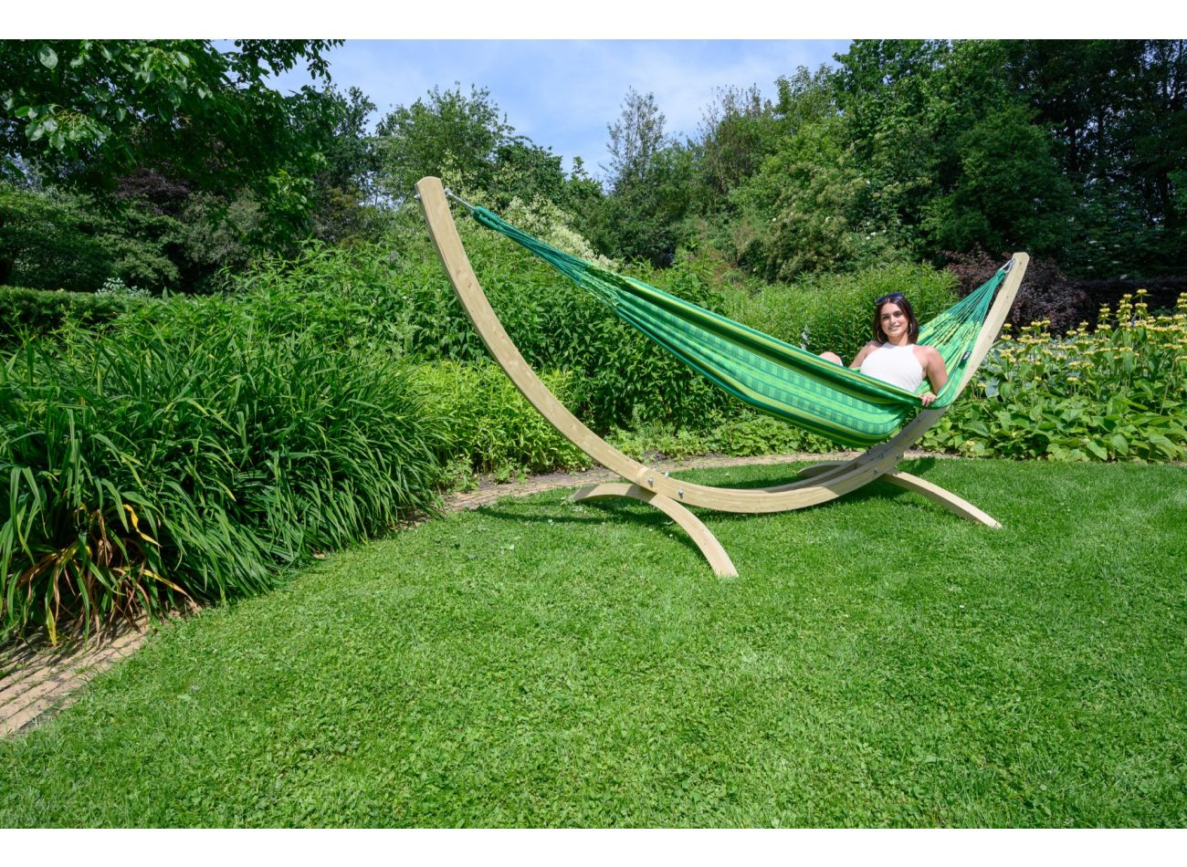 Hammock 2 Persons Chill Joyful