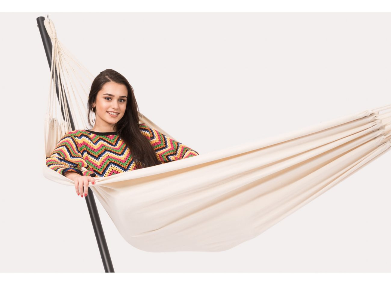 Hammock with 1 Person Stand Easy & Margarita Natura