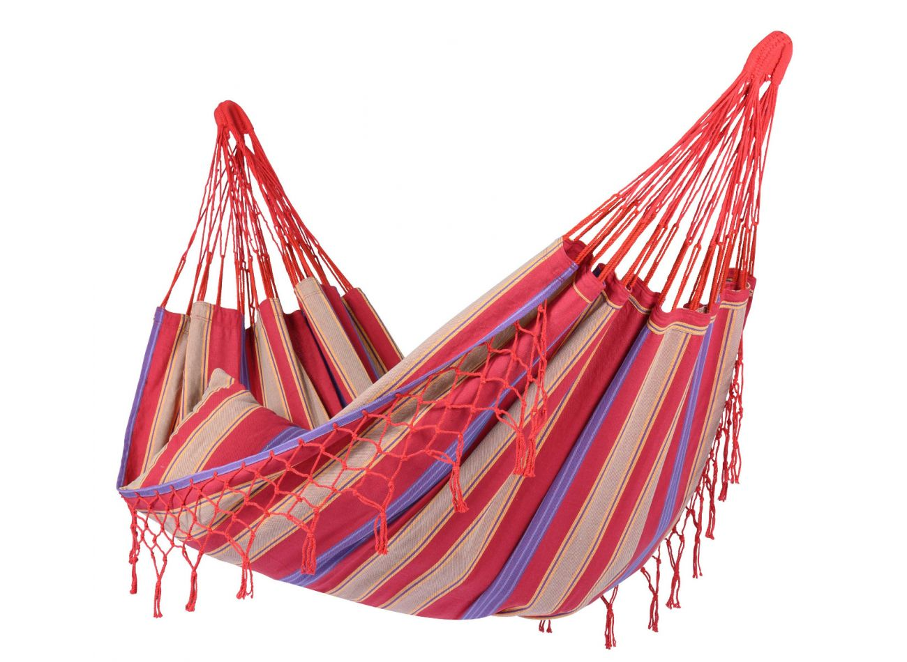 Hammock 1 Person Saba Cherry