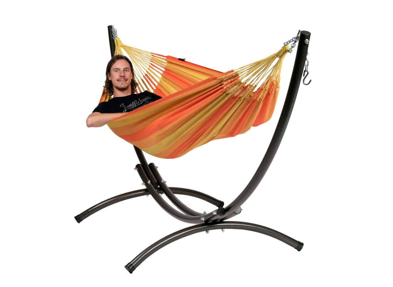 Hammock Stand 1 Person Arc