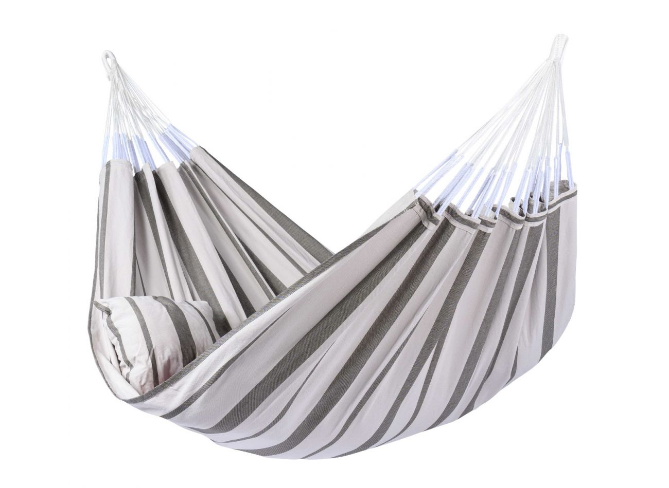Hammock Family Stripes Silver