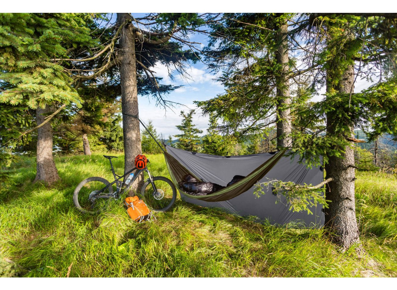 Hammock Travel 2 Persons Travel Army