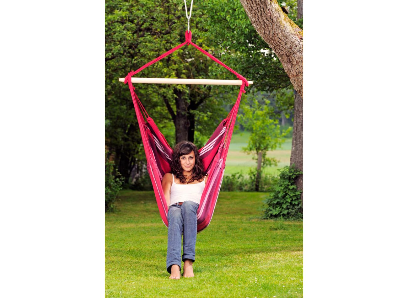 Hanging Chair 1 Person Havanna Fuego