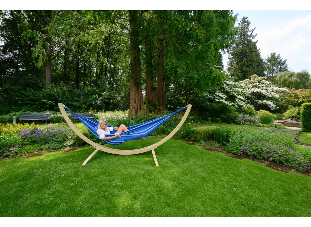 Hammock 2 Persons Chill Calm