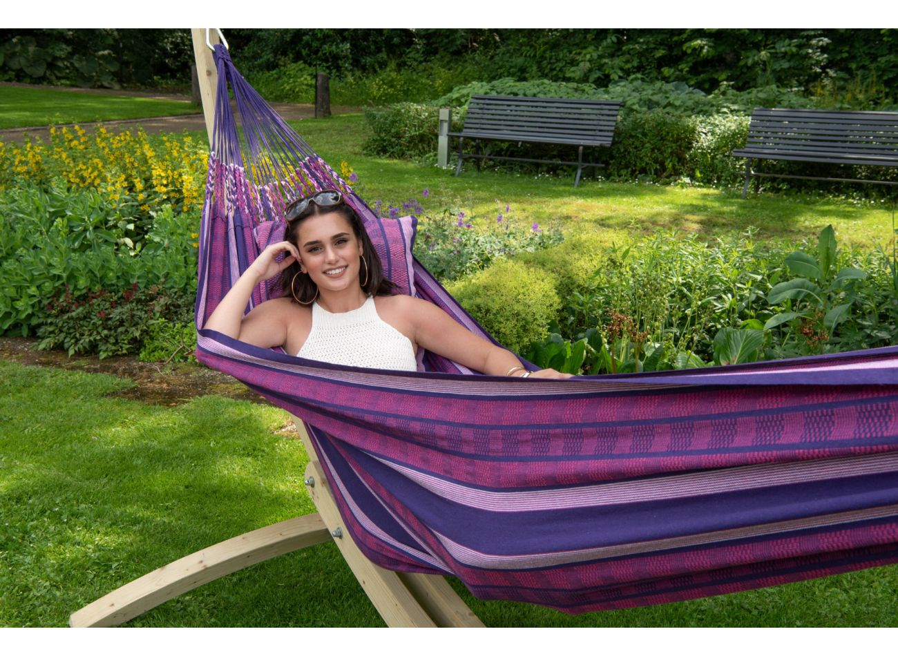 Hammock 2 Persons Chill Love