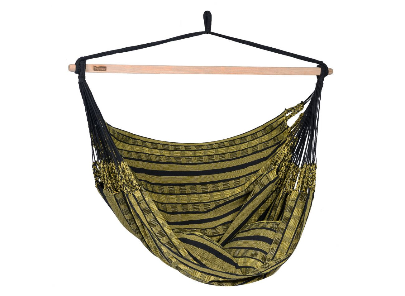 Hanging Chair 2 Persons Black Edition Gold