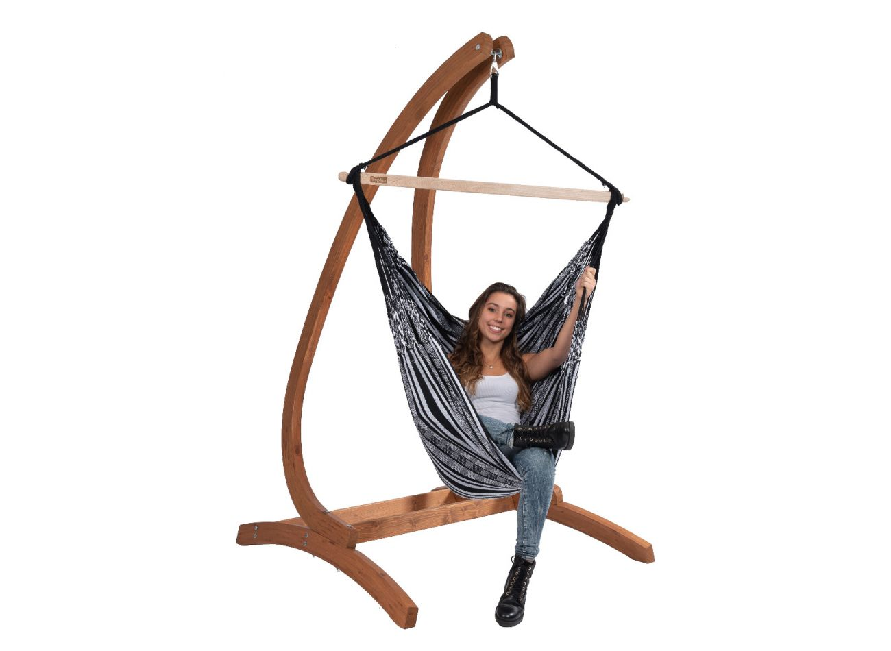 Hanging Chair Stand Supreme Second Chance